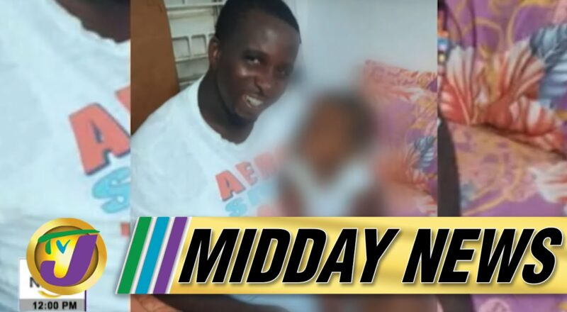 Cop Killed in Jamaica | Where is the Crime Plan? | TVJ Midday News 1