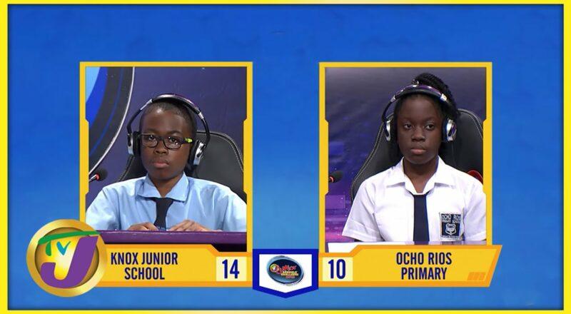 Knox Junior School vs Ocho Rios Primary | TVJ Jnr SCQ 2021 - Oct 8 2021 1