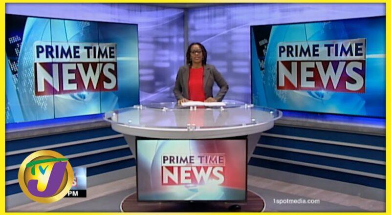 Jamaica's News Headlines   TVJ News - Oct 8 2021 1