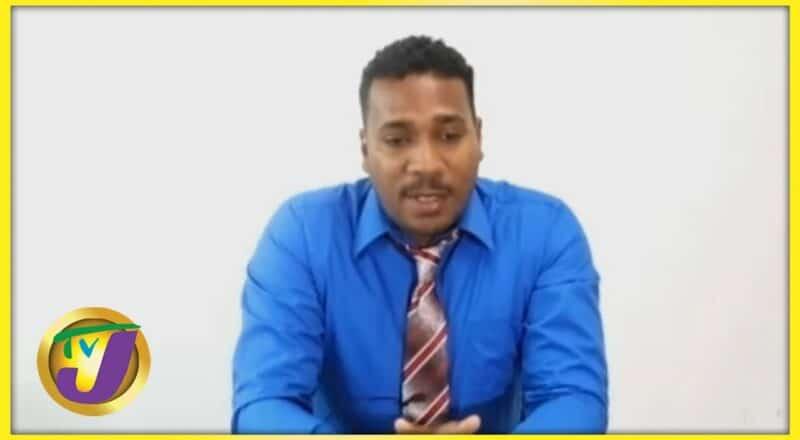 Flying High - Christopher Gooding   TVJ Smile Jamaica 1