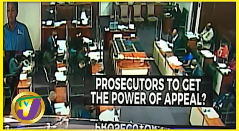 Is Powers of Appeal Coming for Prosecutors? | TVJ News - Oct 8 2021 1