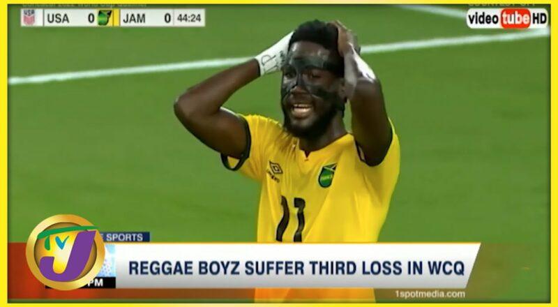 Reggae Boyz Suffer 3rd Lost in World Cup Qualifiers - Oct 8 2021 1