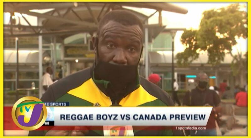 Reggae Boyz vs Canada Preview - Oct 9 2021 1