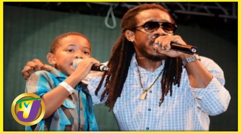 Regina Beavers McCallum & Son Giomar Mitchell | TVJ Smile Jamaica 1