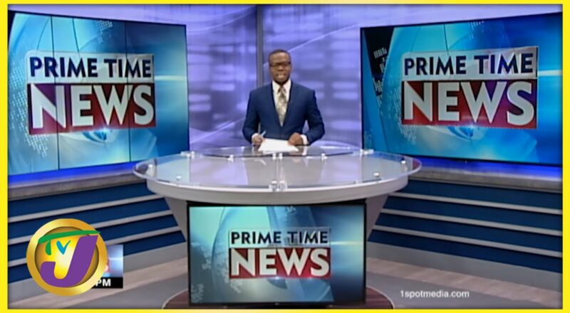 Jamaica's News Headlines | TVJ News - Oct 10 2021 1