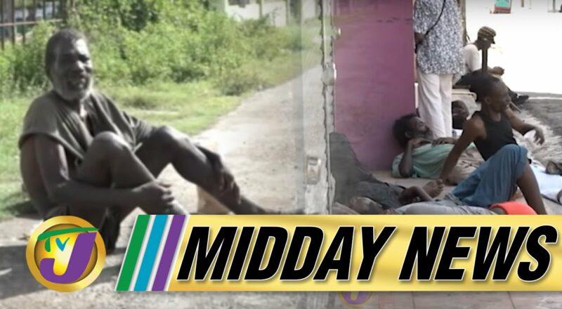 Mental illness Epidemic Gripping Jamaica | TVJ Midday News - Oct 11 2021 1
