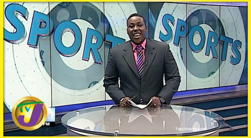 Jamaica's Sports News Headlines - Oct 10 2021 1