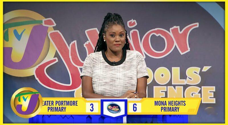 Greater Portmore Primary vs Mona Heights Primary   TVJ Jnr. SCQ 2021 - Oct 11 2021 1