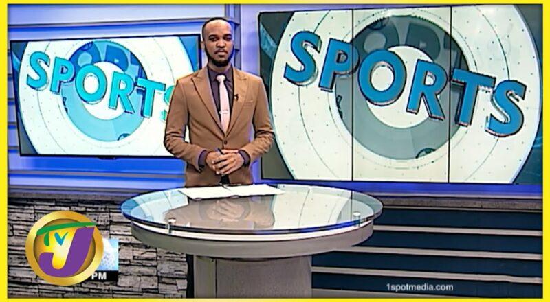 Jamaica's Sports News Headlines - Oct 11 2021 1