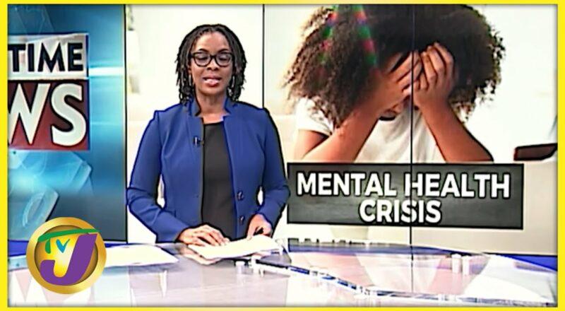 Jamaica's Mental Health Crisis - Part 1 | TVJ News - Oct 11 2021 1