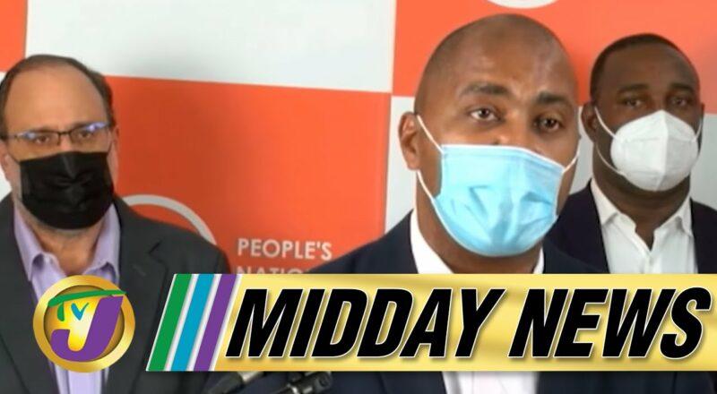 Gov't Encouraging Looting & Cronyism - PNP | TVJ Midday News - Oct 12 2021 1