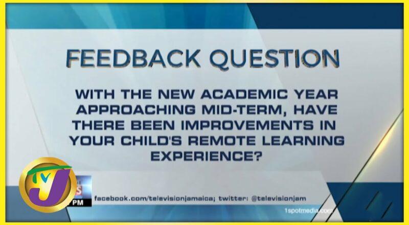 Feedback Question   TVJ News - Oct 12 2021 1