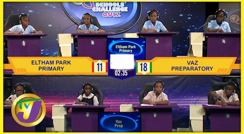 Eltham Park Primary vs Vaz Preparatory   TVJ Jnr. SCQ 2021 - Oct 12 2021 1