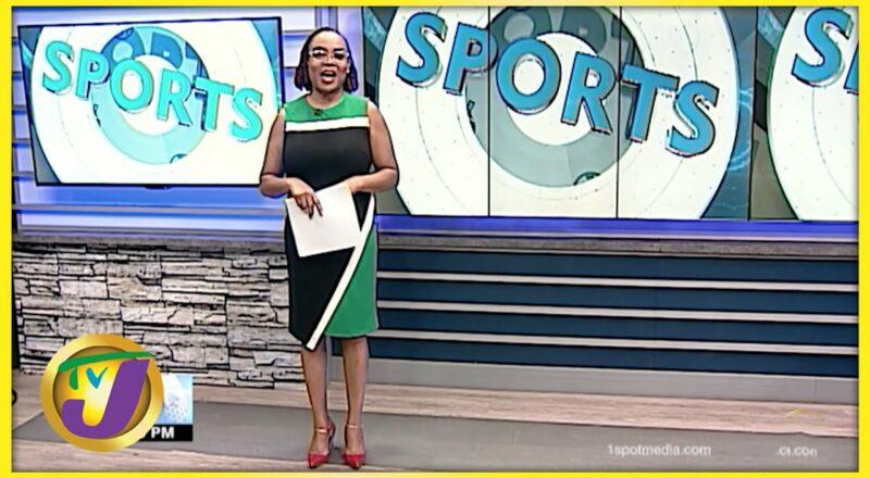 Jamaica's Sports News Headlines - Oct 12 2021 1