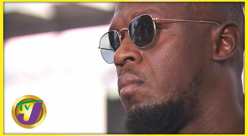 Usain Bolt - The Business Side   TVJ Entertainment Report - Sept 24 2021 1