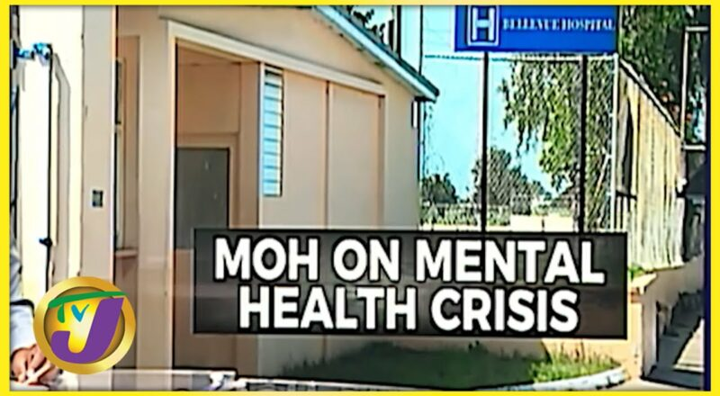 Health Ministry Responds to Mental Health Crisis   TVJ News - Oct 12 2021 1