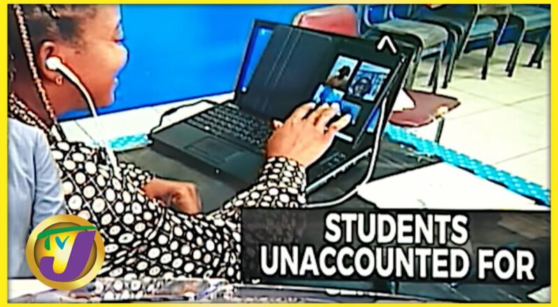 Thousands of Students still Unaccounted for - MOE   TVJ News - Oct 12 2021 1