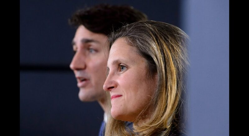 Who will be part of Justin Trudeau's new cabinet? 1