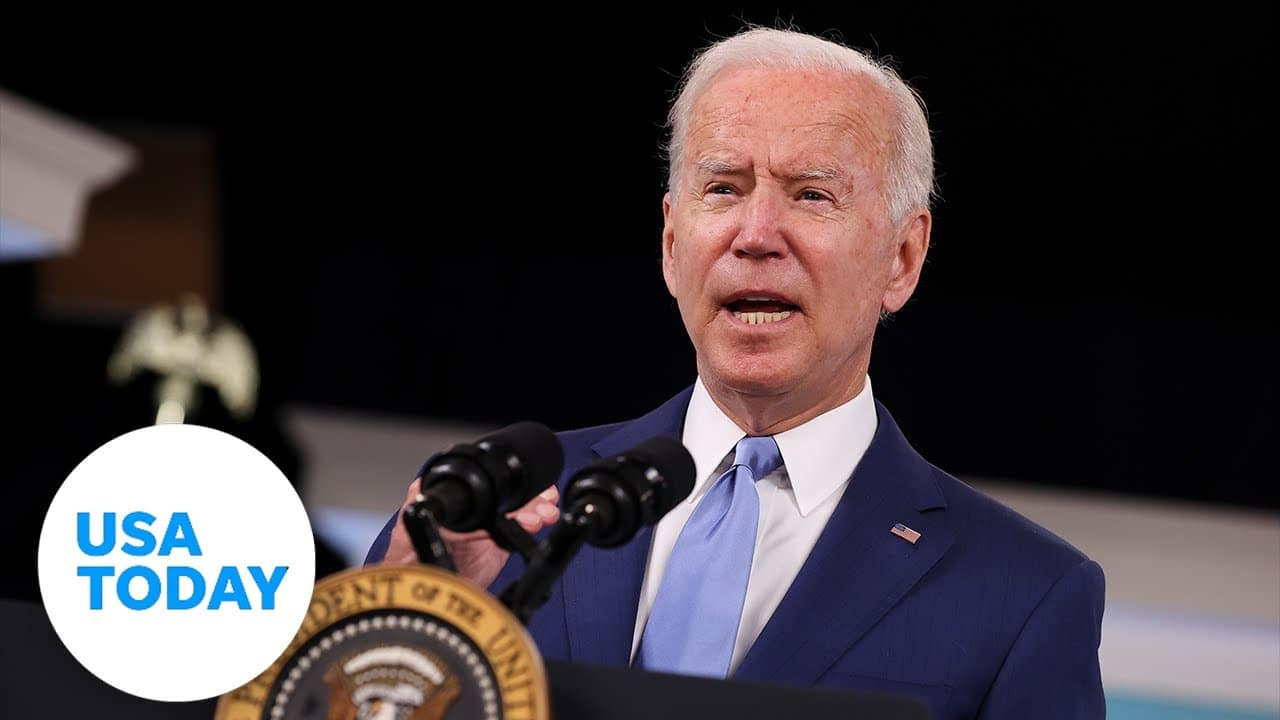 President Biden honors fallen heroes at the National Peace Officers' Memorial Service   USA TODAY 5
