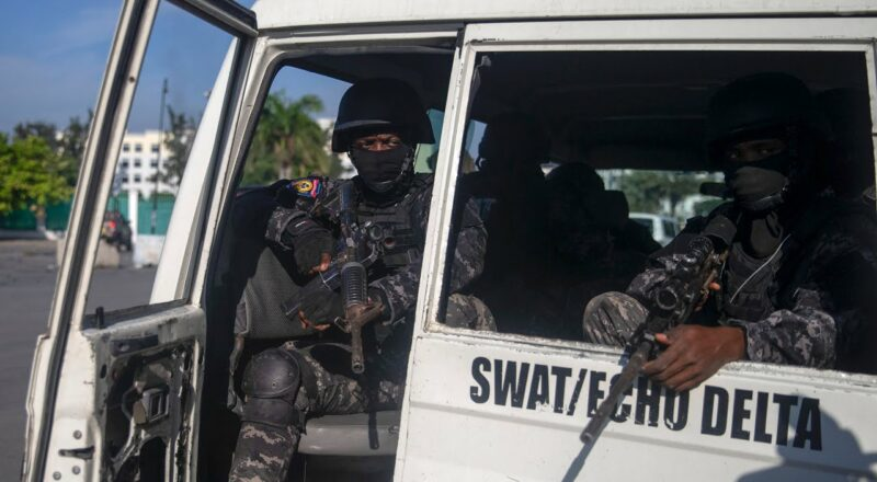 Canadian among group of missionaries kidnapped in Haiti 3