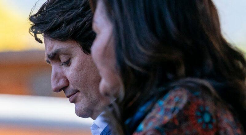 Trudeau apologizes for vacation in Tofino, visits Tk'emlups te Secwepemc Nation in Kamloops, B.C. 2