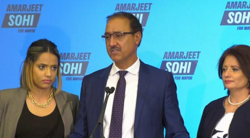 Amarjeet Sohi elected as Edmonton's 36th mayor 7