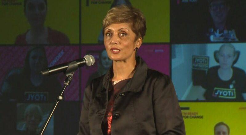 Jyoti Gondek elected as Calgary's first female mayor 6
