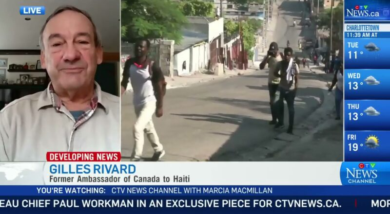 Gang demands $1M ransom for Canadian missionary abducted in Haiti 2