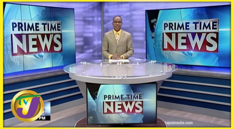 Jamaica's News Headlines   TVJ News - Oct 20 2021 7