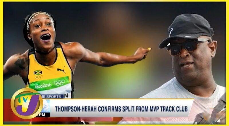 Elaine Thompson- Herah Confirms Split From MVP Track Club - Oct 19 2021 5