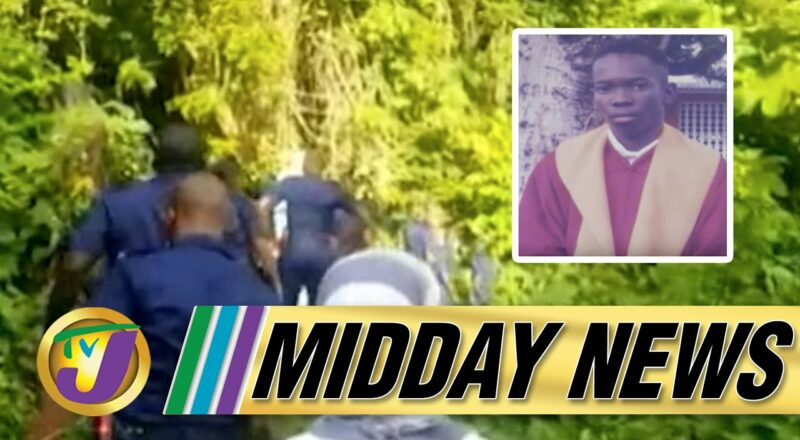 Tensions High in St. Thomas   Gov't Defends SOE   TVJ Midday News - Oct 21 2021 1