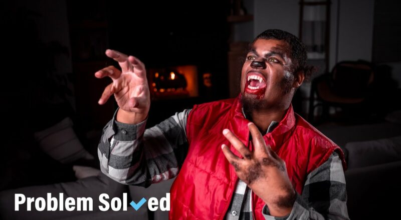 Upgrade Your Halloween Costume | Problem Solved 6