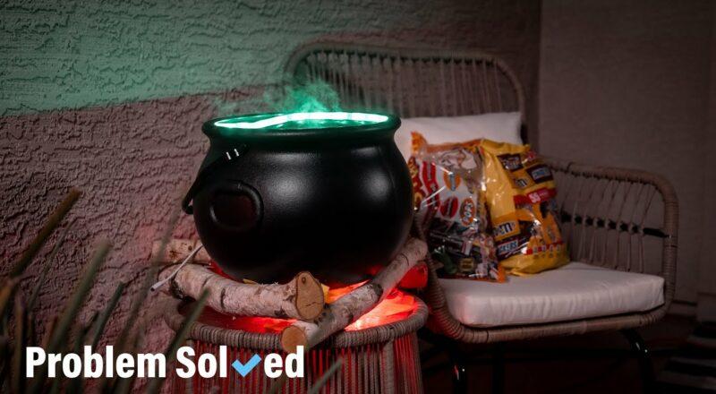 DIY Trick or Treat Halloween Hacks | Problem Solved 1