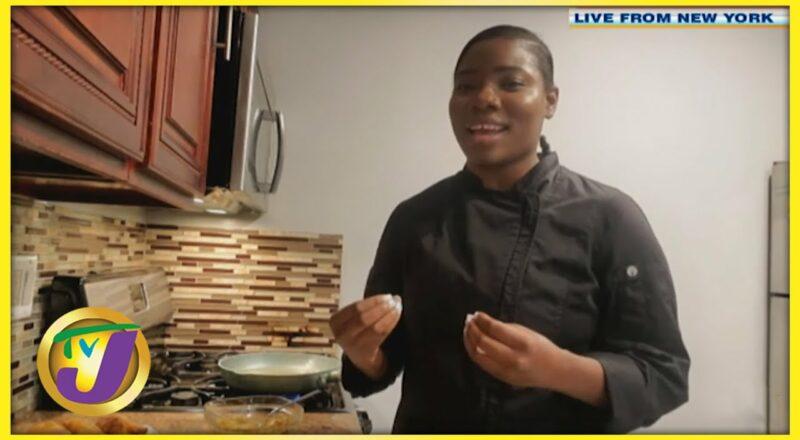 Chef Maria Reid - Breakfast Bites | TVJ Smile Jamaica 5