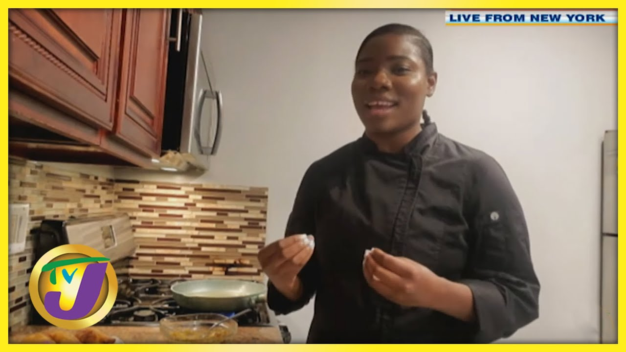 Chef Maria Reid - Breakfast Bites   TVJ Smile Jamaica 10