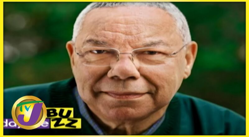 Colin Powell - Former US Secretary of State | TVJ Daytime Live Buzz 3