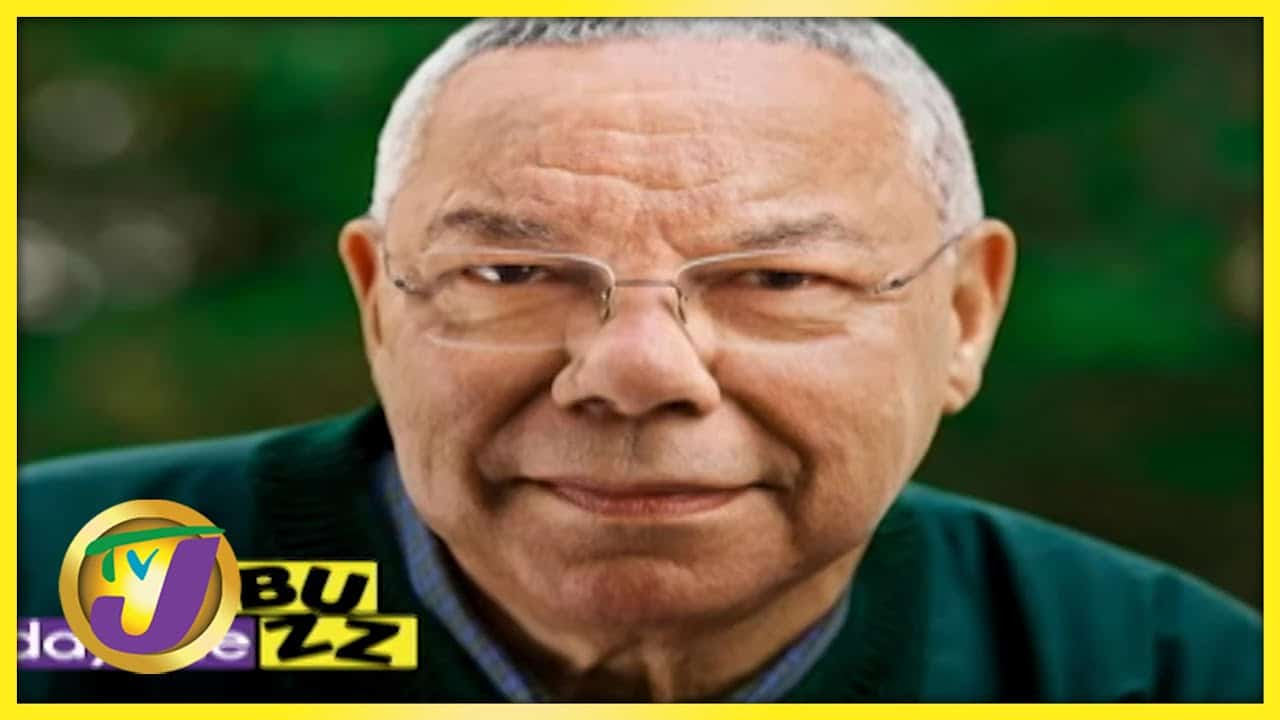 Colin Powell - Former US Secretary of State   TVJ Daytime Live Buzz 8