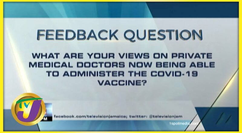 Feedback Question   TVJ News - Sept 27 2021 2