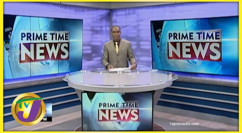 Jamaica's News Headlines   TVJ News - Sept 27 2021 2