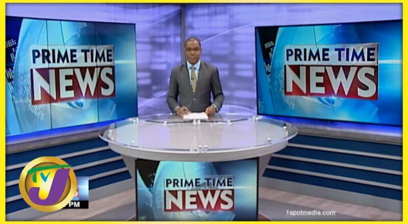 Jamaica's News Headlines | TVJ News - Oct 26 2021 8