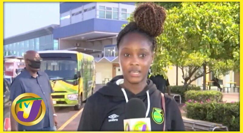 Reggae Girlz Campbell Calls for Return of Women's League - Oct 26 2021 4