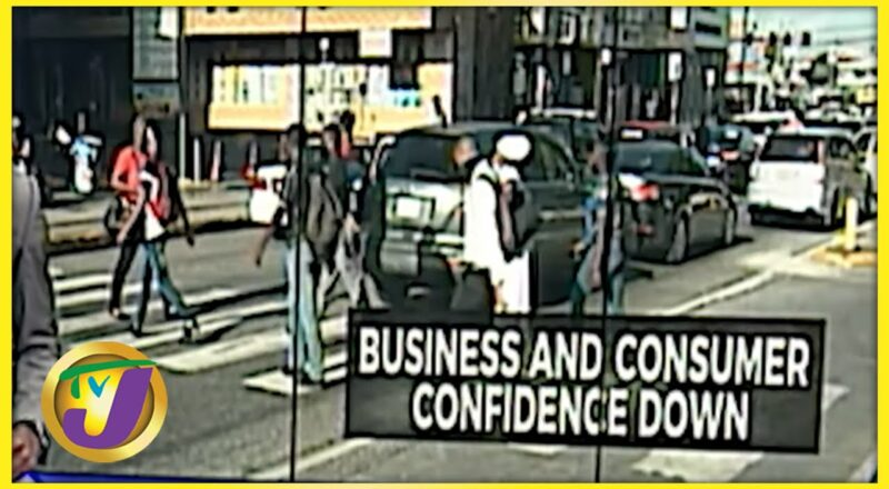 Business & Consumer Confidence Down | TVJ Business Day - Oct 26 2021 3