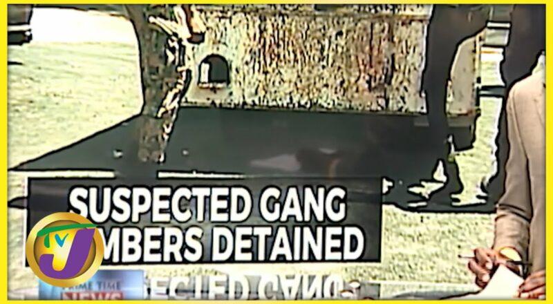 Suspected Member of Clansman Gang Arrested   TVJ News - Sept 21 2021 1