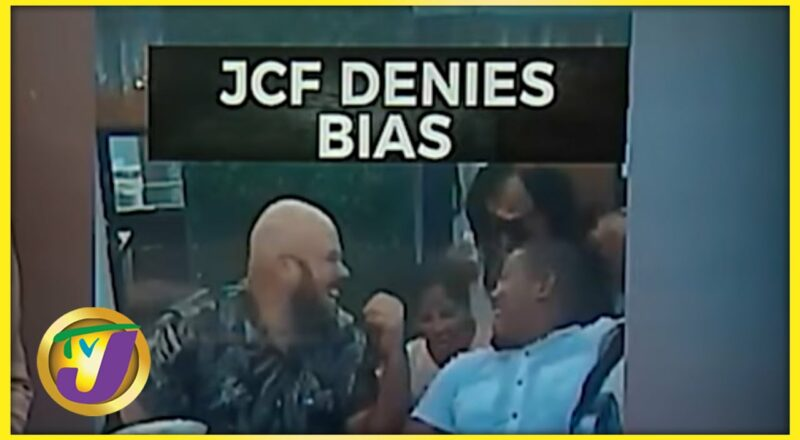 JCF Rejects Claims of Bias in Floyd Green's Case   TVJ News - Sept 27 2021 2
