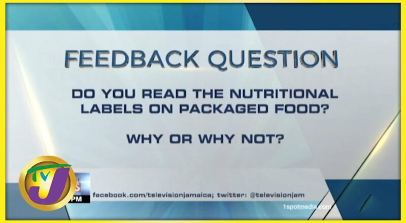 Feedback Question | TVJ News - Sept 28 2021 1