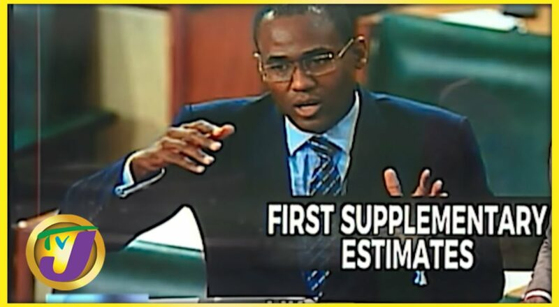 1st Supplementary Estimate Budget Tabled: $33 Billion More | TVJ News - Sept 28 2021 1
