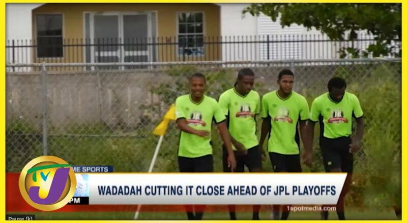 Wadadah Cutting it Close ahead of JPL Playoffs - Sept 29 2021 1