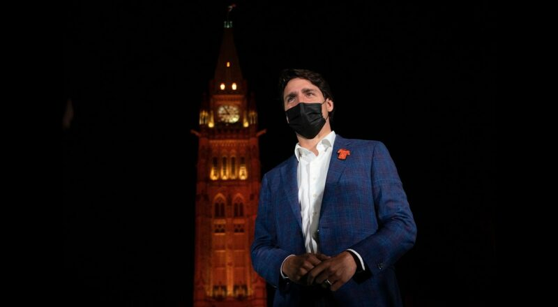 Trudeau faces backlash over trip on National Day of Truth and Reconciliation 3