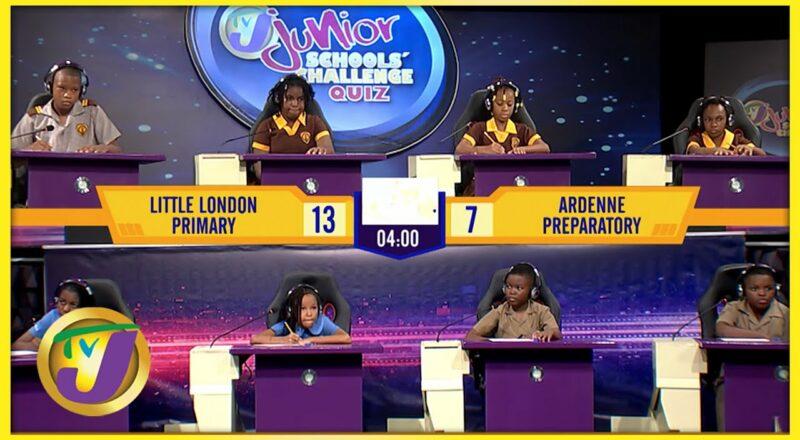 Little London Primary vs Ardenne Prep | TVJ Jnr. SCQ 2021 - Sept 30 2021 1