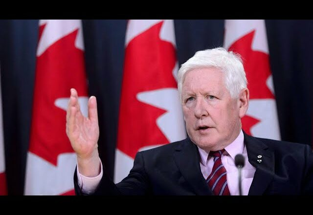 What role does Canada have in an increasingly divided world? | One-on-one with Bob Rae 1